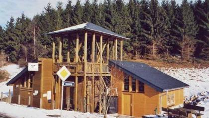 Besucherbergwerk Bleialf
