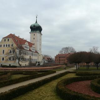 Schloss in Delitzsch