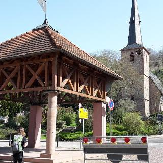 Ortskern Laudenbach