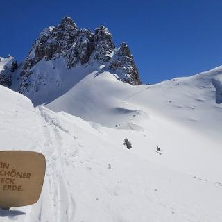 Gipfel Kamplbrunn