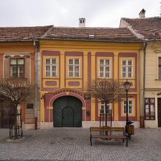 A Postamúzeum homlokzata
