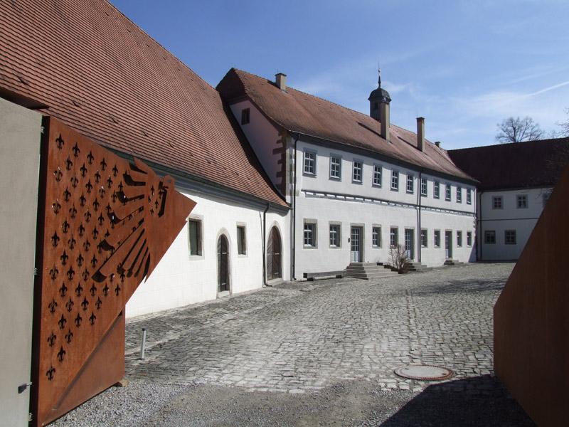 Wasserschloss Erkenbrechtshausen   - © Quelle: Antje Kunz, LandKULT
