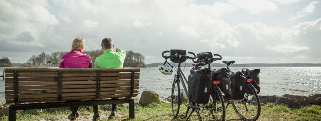 Radtouren an der Ostseeküste Schleswig-Holstein und Dänemark