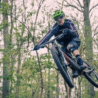 Mountainbiken an der Ostsee Schleswig-Holstein und Dänemark