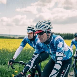 Rennradfahren an der Ostsee Schleswig-Holstein und Dänemark
