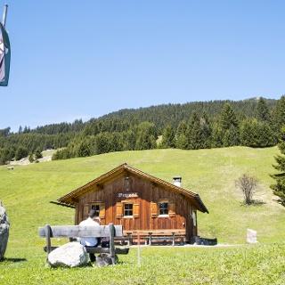 Historisches Bergwerk Bartholomäberg
