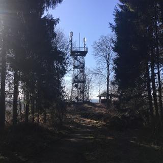 Ernst-Nochtmeyer-Hütte, Aussichtsturm