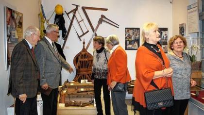 Ausstellung Ortsalphabet