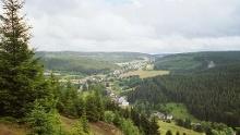 Panoramaweg Schwarzatal - Etappe 4 - Scheibe-Alsbach bis Goldisthal