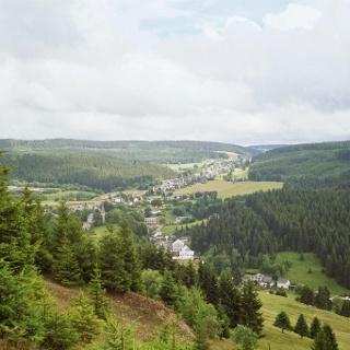 Scheibe-Alsbach im Schwarzatal