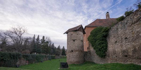 Die Jurisics-Burg (Kőszeg)