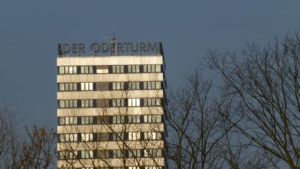 Start in Frankfurt (Oder)