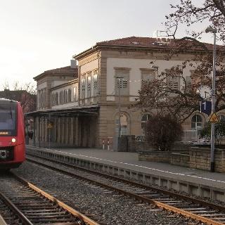 Bahnhof Bad Dürkheim