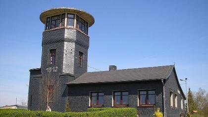 Barigauer Turm auf 666 m ü. NN