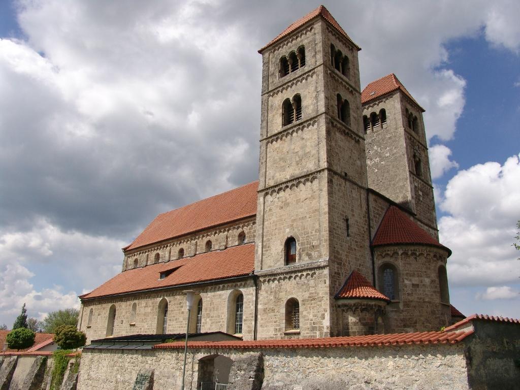 Die Basilika St. Michael in Altenstadt (Andreas Klausmann)