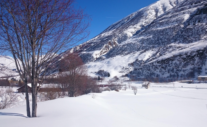 Winter im Urserntal