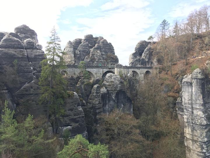 Foto Basteibrücke