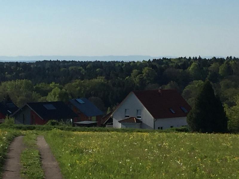 6 Zollernblick-Tour, Wanderglück Schömberg