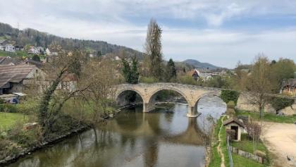 Römerbrücke in Rorbas