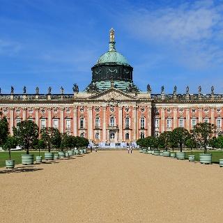 Neuer Palais im Park Sanssouci