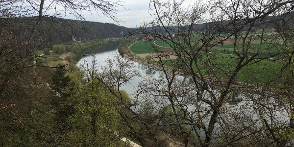 View over the Donau