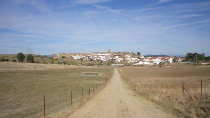 Gaslisteo - mit kompletter Stadtmauer erhalten