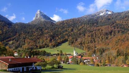 Bergsteigerdorf Kreuth