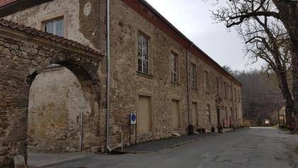 R39 Blankenburg Zisterzienserkloster Michaelstein