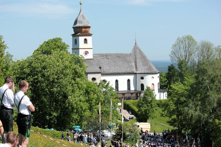 Maria Eck Rennradtour