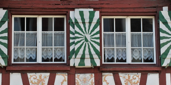 Riegelhaus in Weinfelden