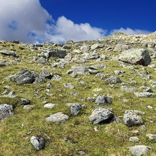 Fernwandern auf dem Gelben Weg bei Sölden