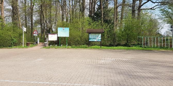 Parkplatz Am Sportplatz Bad Holzhausen Parkplatz Parkhaus