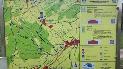 Picture of Hiking Trail: Henschtal - Eichhörnchenweg im Hodenbachtal • Palatine Uplands and Donnersberg (17.04.2018 09:55:09 #1)
