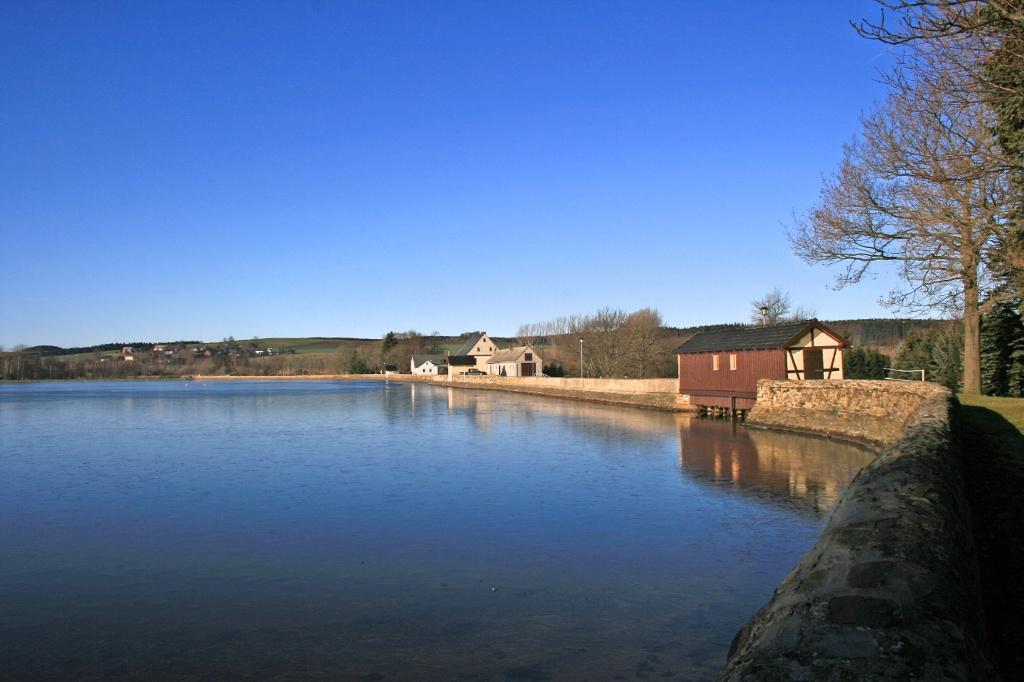 Aktive RWA Freiberg - Unterer Großhartmannsdorfer Teich