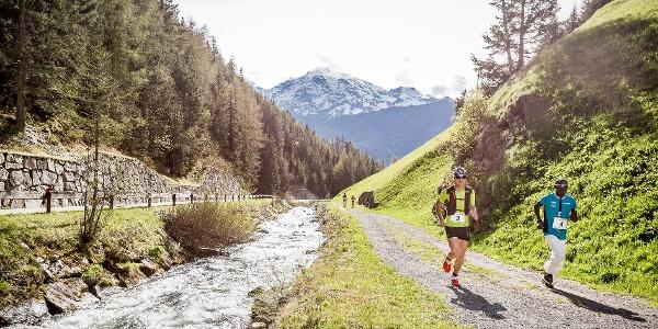 Stuiben Trailrun Umhausen-Niederthai