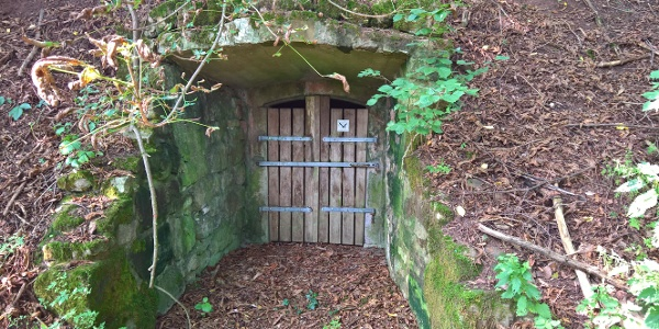 Alter Keller in der Hohlgasse
