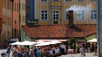 Die Historische Wurstlkuchlin Regensburg