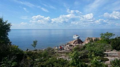 Die Insel Blå Jungfrun