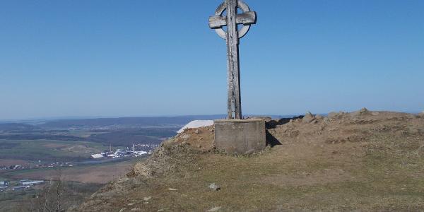 Gipfelkreuz auf dem Oechesenberg
