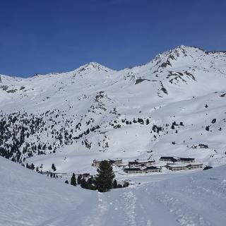 Eiskarspitze, Torspitze und Graue Wand