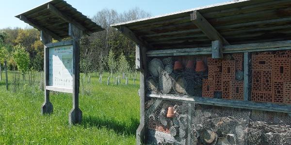 Insektenhotel Arboretum Bondorf