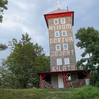 A Gortva-Jójárt-kilátó menedékház is egyben