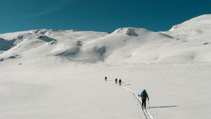 Skitouren-Woche in der Fanes