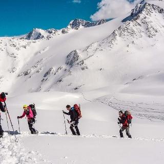 Skitour Hoch Tirol