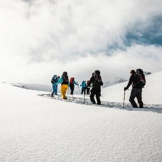 Skihochtouren Silvretta mit Piz Buin