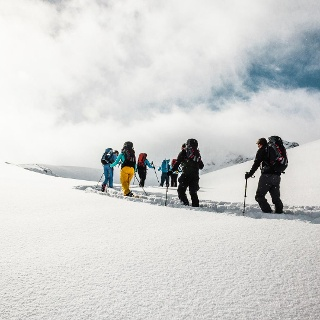 Skitourenkurs für Einsteiger in der Silvretta