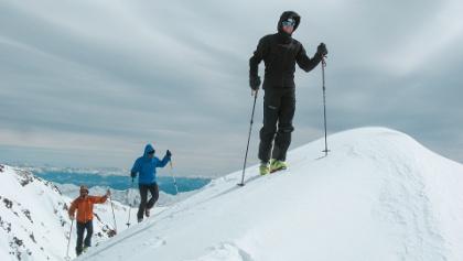 Schneeschuhtouren am Cevedale / Zufallhütte