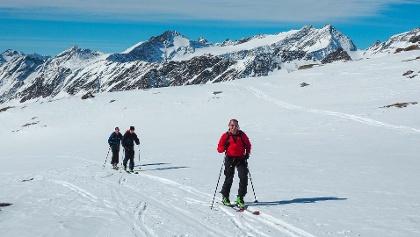 Genuss-Skitouren am Großvenediger
