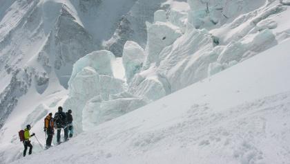 Skitouren im Berner Oberland