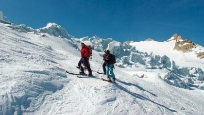 Südtiroler Skitourenschmankerl mit Cevedale
